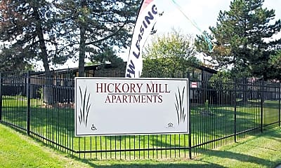 Hickory Mill Apartments, 2
