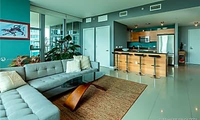 Living Room, 3301 NE 1st Ave H1502, 0
