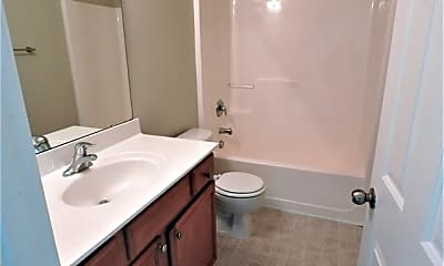 Bathroom, 206 Clayton Road, 2