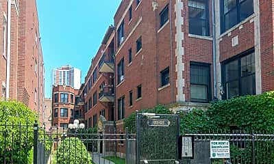 Building, 6107 N Winthrop Ave, 0