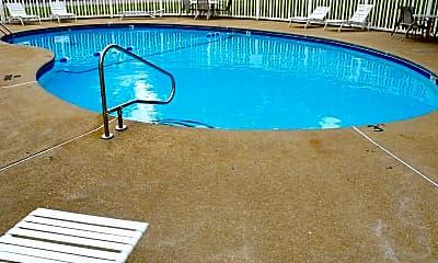 Pool, Jefferson Townhomes, 0