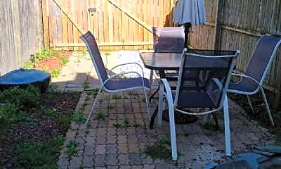 Patio / Deck, 1523 Marion St NW, 2