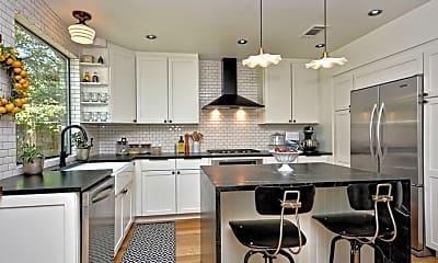 Kitchen, 6902 Twin Crest Dr, 1