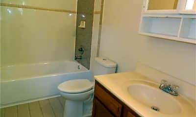 Bathroom, 327 W 30th St A, 2