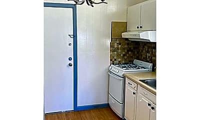 Kitchen, 1167 Hayes St, 2