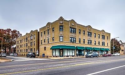 Building, 4205 Ellenwood Ave, 1