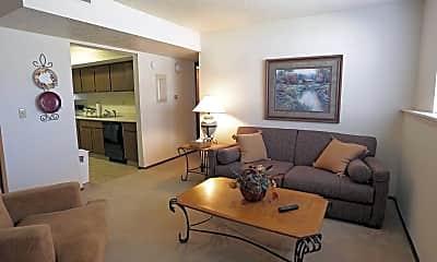 Living Room, Village Park at Cedarbrooke, 1