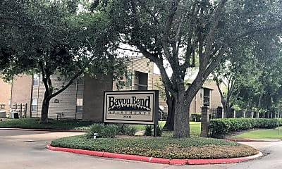 Bayou Bend Apartments, 1