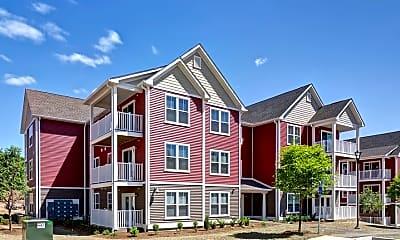 Building, Brook Hill Village, 1
