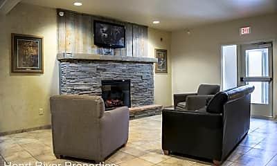 Living Room, 1193 14th St W, 1