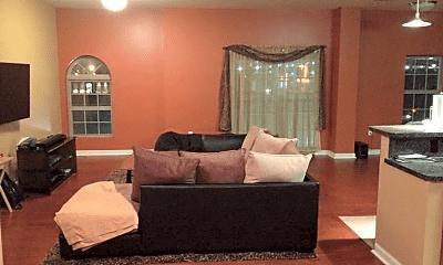 Living Room, 1008 S Military St, 1