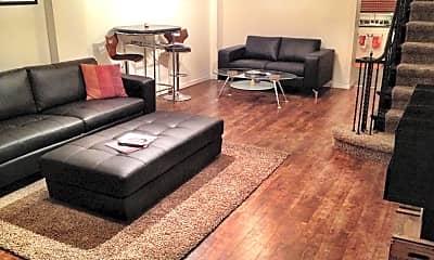 Living Room, 1204 Morris St, 0