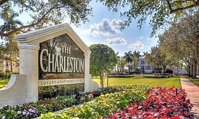 Community Signage, The Charleston, 1