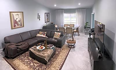 Living Room, 6095 Millington Way, 1