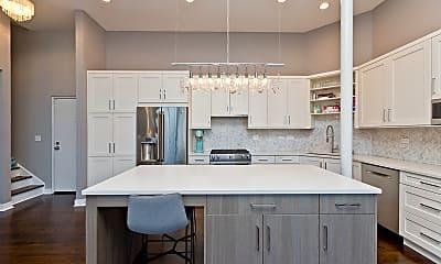 Kitchen, 1137 N Wood St. 2G, 1