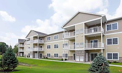 Building, Park Creek Adult Luxury Living Apartments, 1