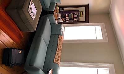 Living Room, 209 Gregory St, 2