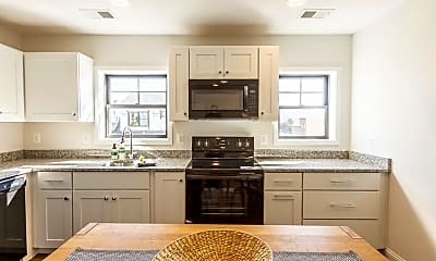 Kitchen, 556 Lochlyn Hill Dr B, 1