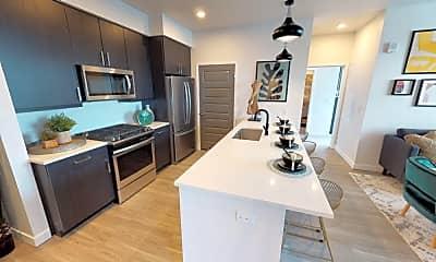 Kitchen, 1420 24th St, 1