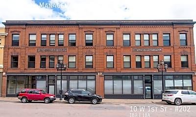 Building, 10 W 1St St - #202, 0