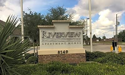 Riverview Apartment Homes, 1