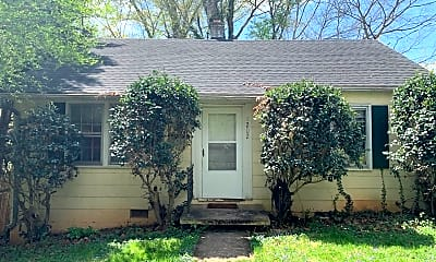 Building, 1202 E Jefferson St, 1