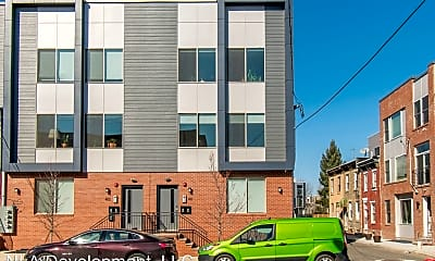 Building, 411 W Berks St, 0