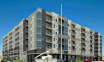Rendering, The Reed Senior Apartments at Encore, 1