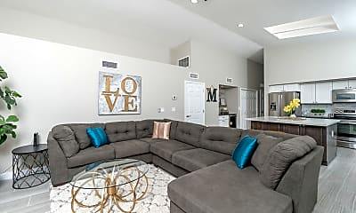 Living Room, 5701 E Anderson Dr, 1