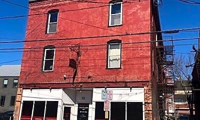 Building, 21 Pleasant St, 0