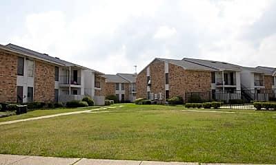 Building, Ashley Park Apartments, 0