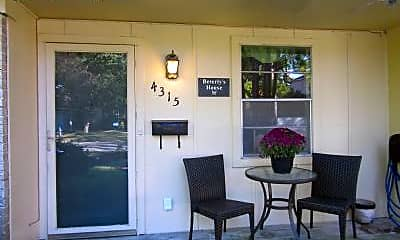 Dining Room, 4315 Valerie St, 0