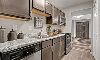 Kitchen, The Park at Cumberland, 1