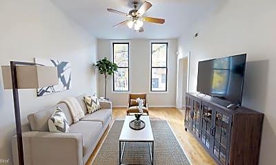 Living Room, 1545 N Wood St, 0