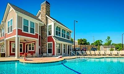 Pool, Walden Station, 0