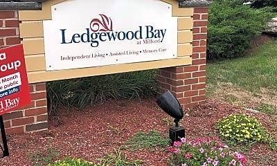 Ledgewood Bay at Milford, 1