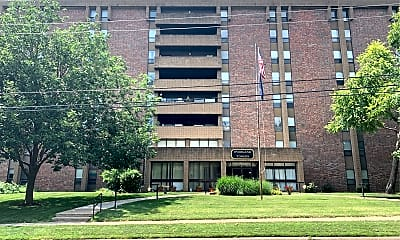 Overland Towers Apartments, 1