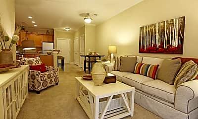 Living Room, New Garden Square, 1