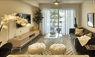 Living Room, 400 NE 24th St, 2