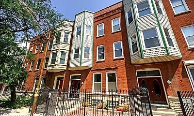 Building, 709-711 S Ada Street - 711-1, 1