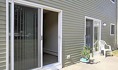Patio / Deck, Apartments at Remington Pond, 2