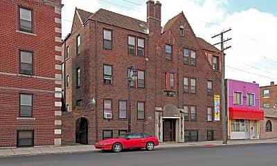 Building, Parkside Manor, 0
