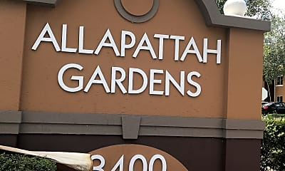 Allapattah Gardens, 1