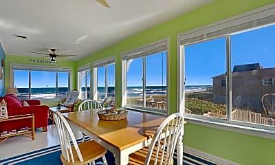 Patio / Deck, 1501 NE Ocean Blvd 2, 0