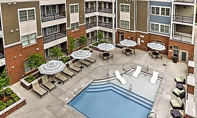 Pool, Cedar Flats, 2