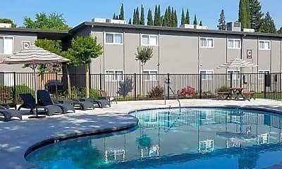 Pool, Vantage Apartments, 1