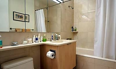 Bathroom, 331 W 39th St, 2
