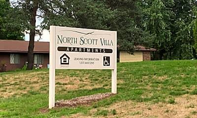 North Scott Villa Apartments, 1