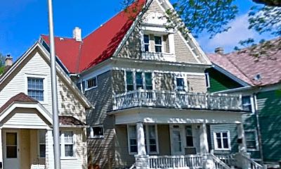 Building, 1131 N 24th St, 1
