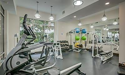 Fitness Weight Room, 820 N Pollard St 604, 2